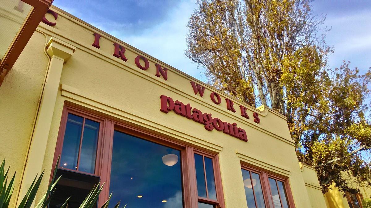 カリフォルニア州ヴェンチュラにあるパタゴニア本社